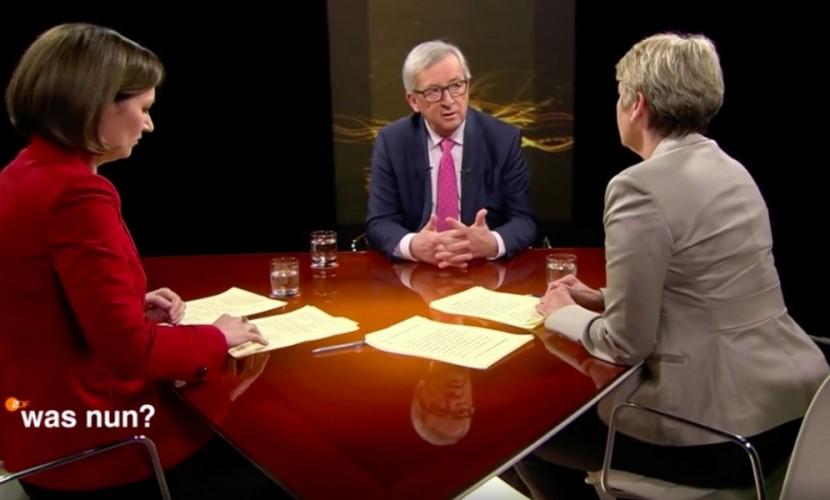 Юнкер заявил о бесперспективности введения странами Европы санкций против России из-за Сирии