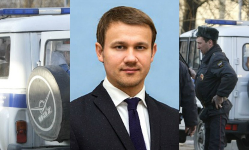 Депутата-единоросса задержали в Москве за вымогательство в особо крупном размере