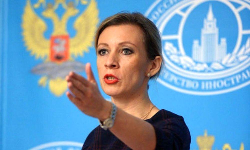 Захарова в ответ на лживую новость телеканала CNN попросила Деда Мороза