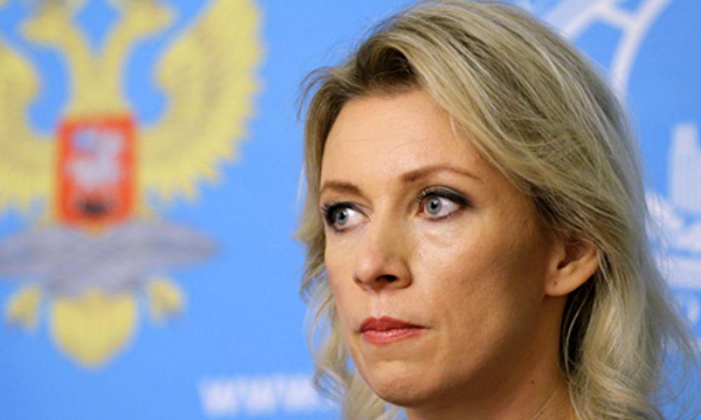 США должны будут покинуть 96 человек, включая маленьких детей дипломатов, - Захарова
