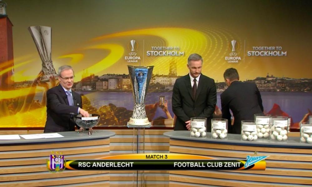 Российские клубы получили в плей-офф футбольной Лиги Европы соперников из Бельгии, Турции и Чехии