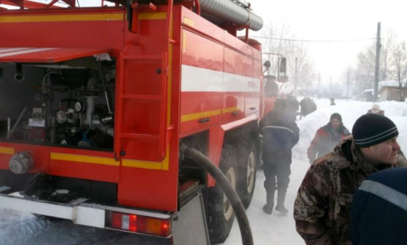 ВМантурове 17-летний Владислав Брагин спас изгорящего дома двоих детей