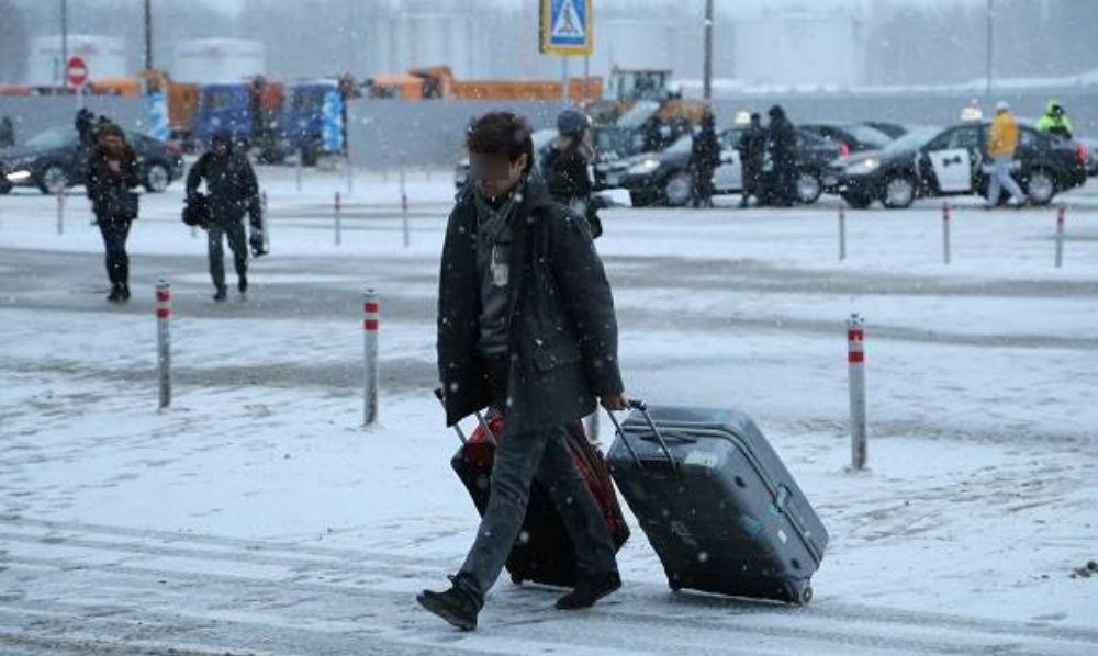 Более 70 рейсов задержано и отменено в московских аэропортах
