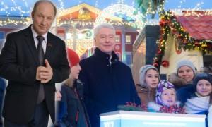 Депутат Госдумы потребовал у Бастрыкина проверить «гирлянды Собянина» на коррупцию