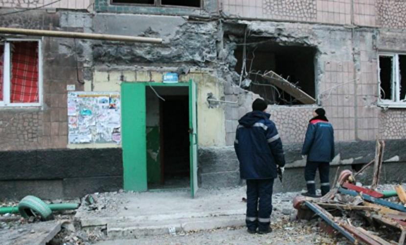 Украинская армия обстреляла берущих интервью журналистов НТВ