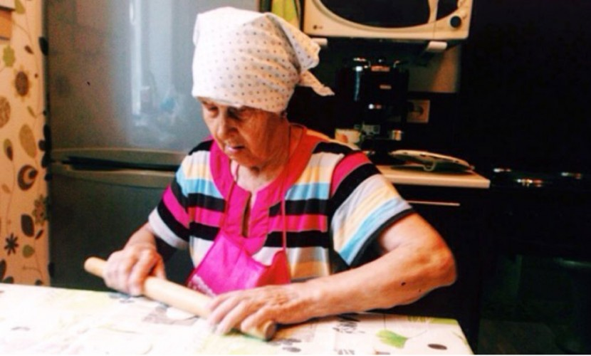 81-летняя пенсионерка изПриморского края осваивает социальная сеть Instagram