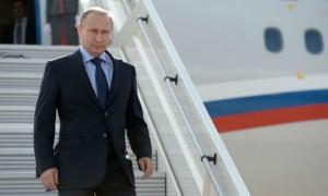 Кремль сообщил о причинах ремонта поврежденного самолета Путина