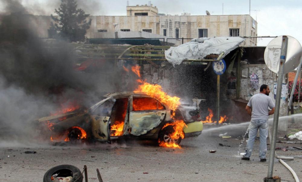 Девять человек погибли в результате теракта в сирийской Латакии