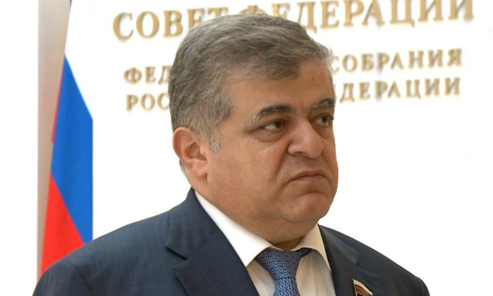 Сенатор Джабаров попросил Литву вернуть России Виленский край