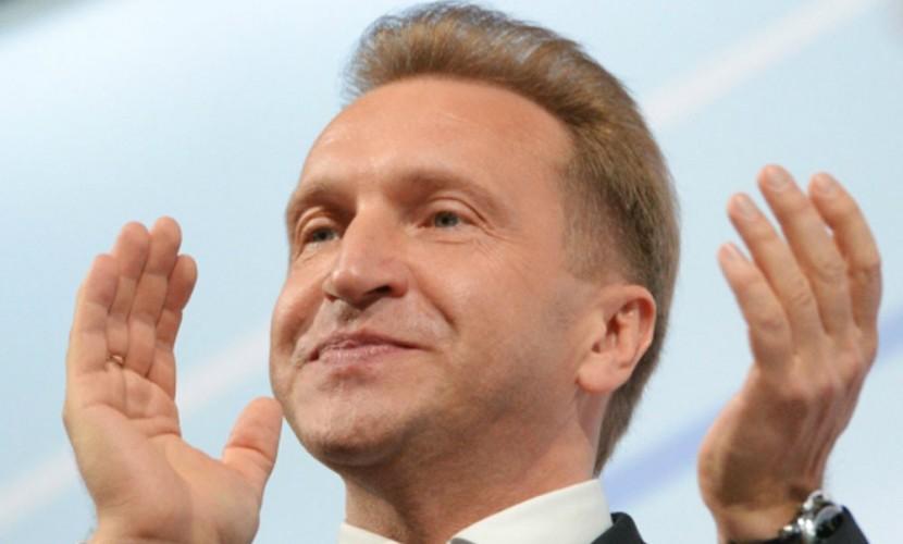 Вице-премьер Шувалов заявил о скорой отмене санкций