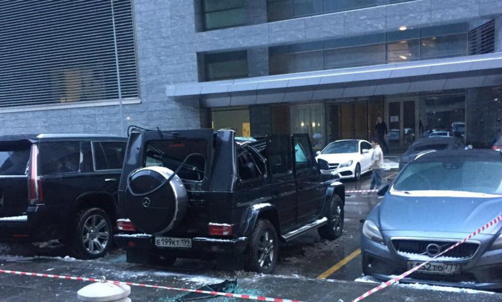 Мужчина выпал из окна гостиницы на 83-м этаже башни «Око» в Москва-Сити