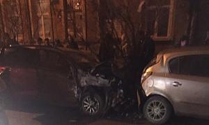 Пьяный священник устроил массовое ДТП в Ростове-на-Дону