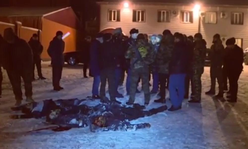 В чеченском городе Шали обезвредили особо опасных террористов