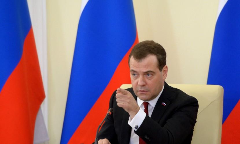 Медведев: План поддержки экономики на текущий год утвержден