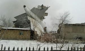 Стали известны новые подробности авиакатастрофы в Бишкеке