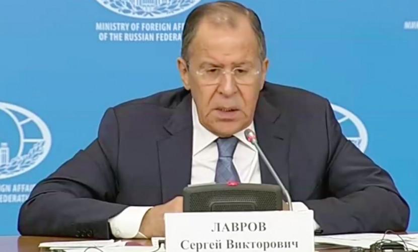 Лавров поведал оготовности кравноправным отношениям сСША, ЕСиНАТО