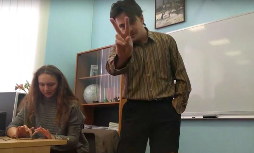 Опубликовано видео рэп-лекции в исполнении преподавателя ВШЭ