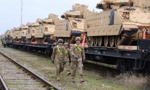 «Пусть убираются!» - немцы против американских танков в Европе