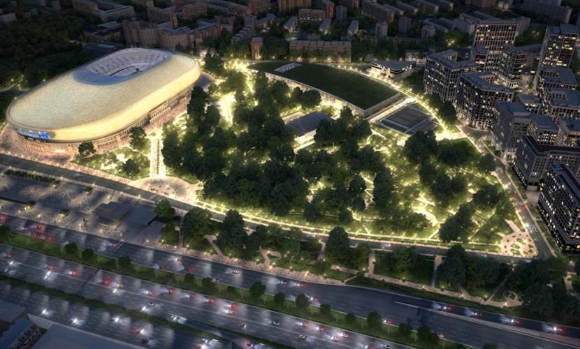 Tele2 обеспечит связью «ВТБ Арена парк»