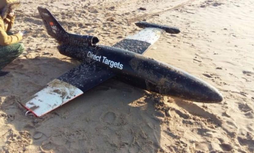 Неопознанный самолет-беспилотник был найден вЧерном море неподалеку отАнапы