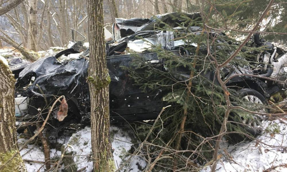 Супруги из России разбились в страшной автокатастрофе в Швейцарии
