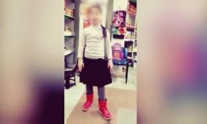 Эмоциональная школьница просит не переводить ее в «слабый класс»