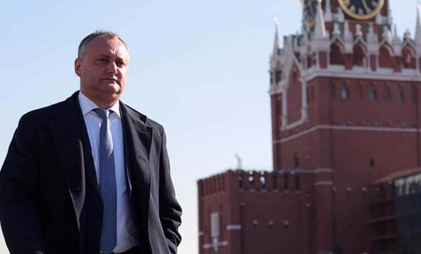 Своим выбором граждане Молдавии выступили за стратегическое партнерство с Россией, - Додон