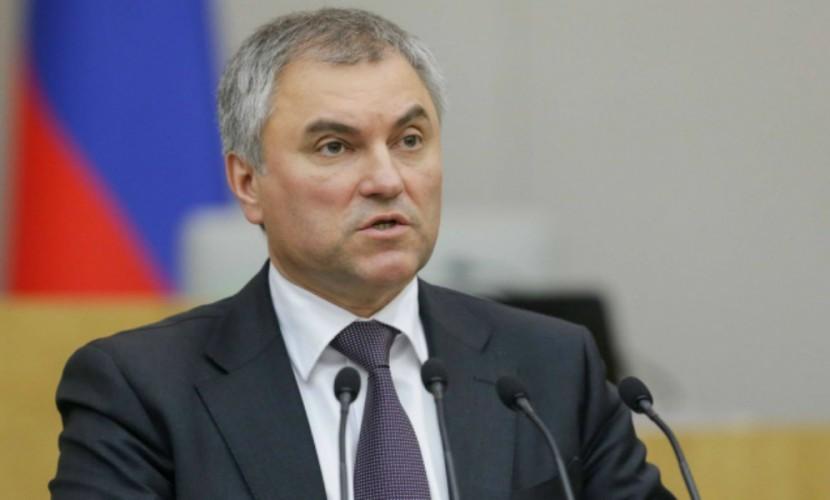 Володин обсудит спредседателем ПАСЕ их«архаичные законы»
