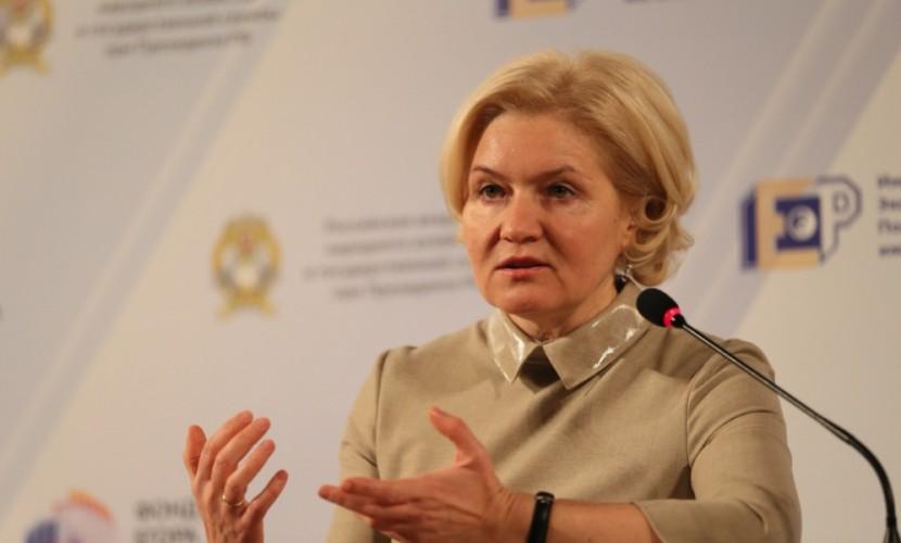 Голодец обвинила работающих в России мигрантов в том, что они мешают техническому прогрессу