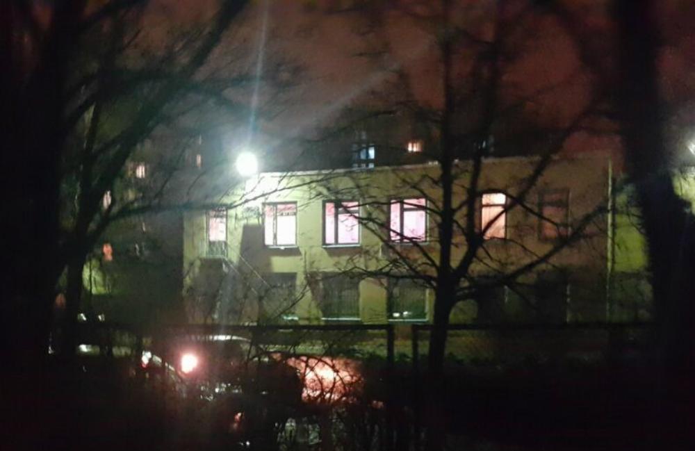 В горуо Волгодонска до поздней ночи не гас свет