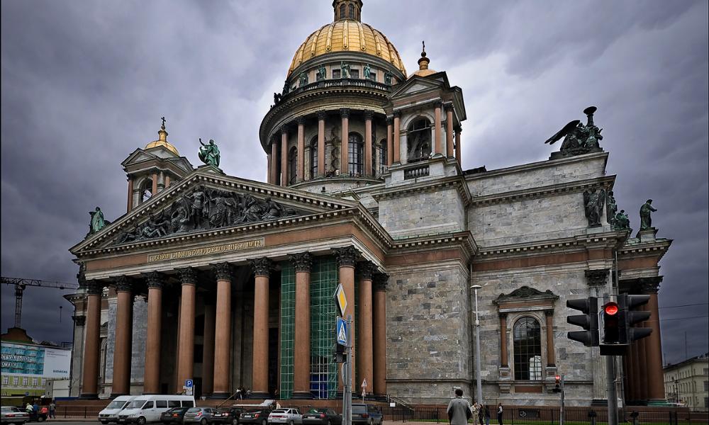 Власти Санкт-Петербурга заявили о готовности отдать Исаакиевский собор в пользование РПЦ