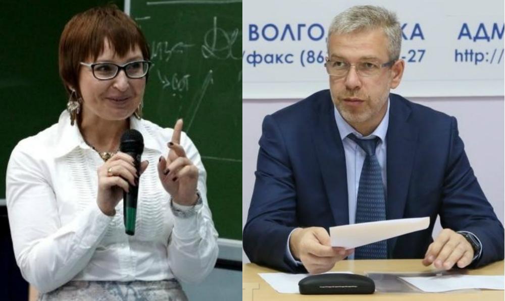 Анна Пустошкина и Андрей Иванов