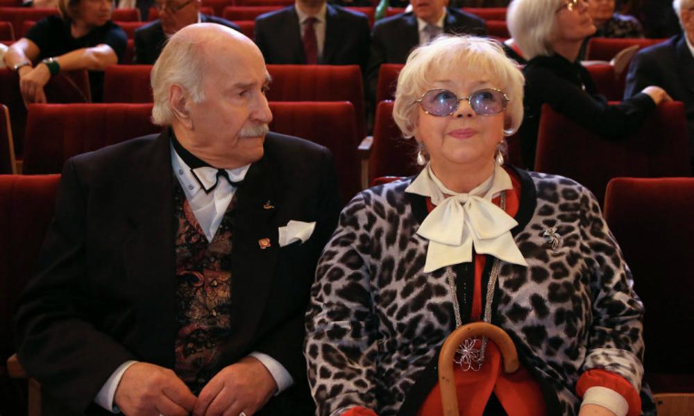 Вдова легендарного Владимира Зельдина умерла через три месяца после актера