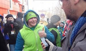 Жительница Иркутска сдвинула с места 42-тонные трамвайные вагоны