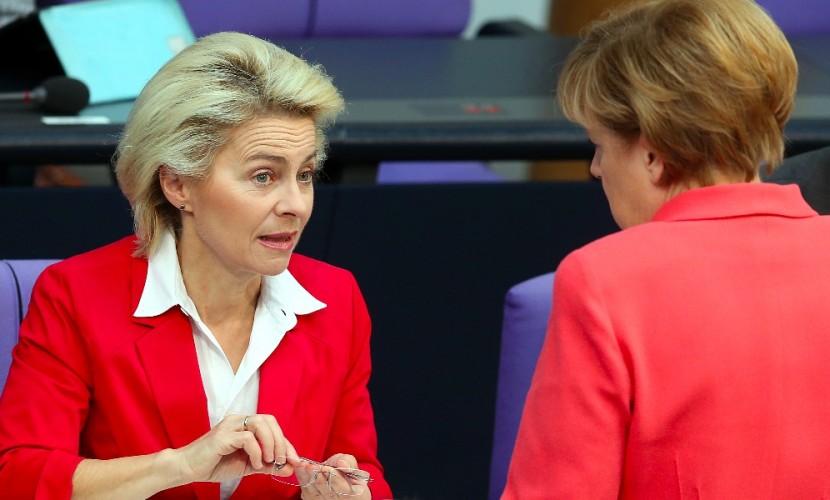 Берлин неподдержит ослабление санкций противРФ взамен наядерное сокращение