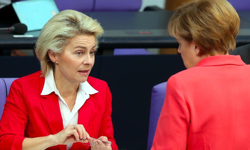 Германия отказалась отменять антироссийские санкции в обмен на сокращение ядерных вооружений