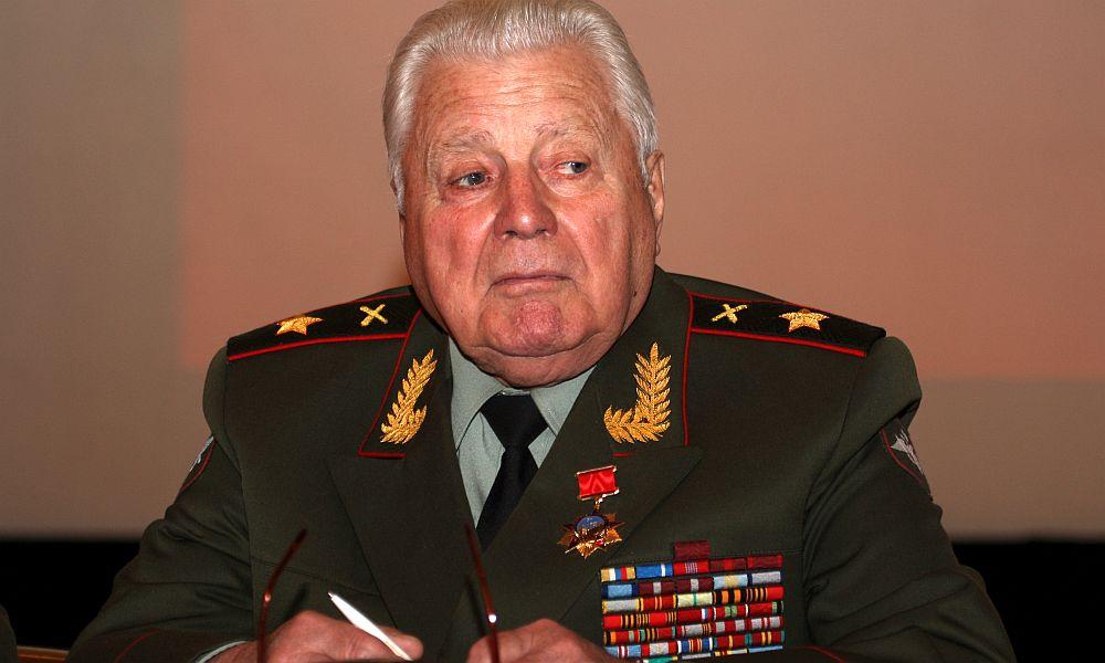 Последний маршал артиллерии Советского Союза ушел из жизни в Москве