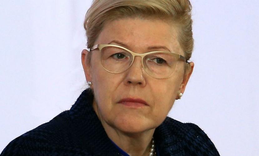 Сенатор Мизулина сообщила о выходе из «Справедливой России»
