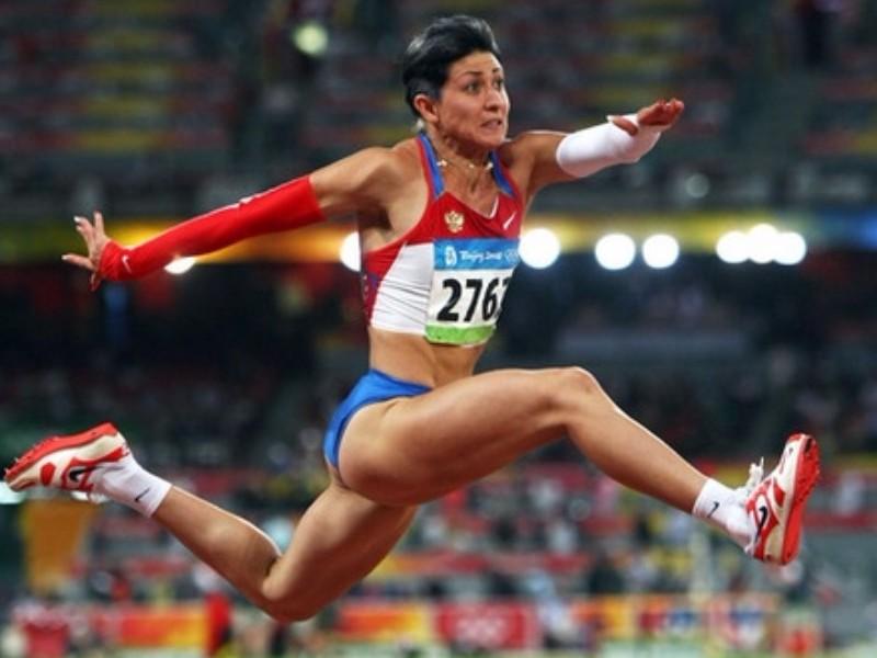 МОК лишил в Татьянин день российскую легкоатлетку Лебедеву двух олимпийских медалей-2008