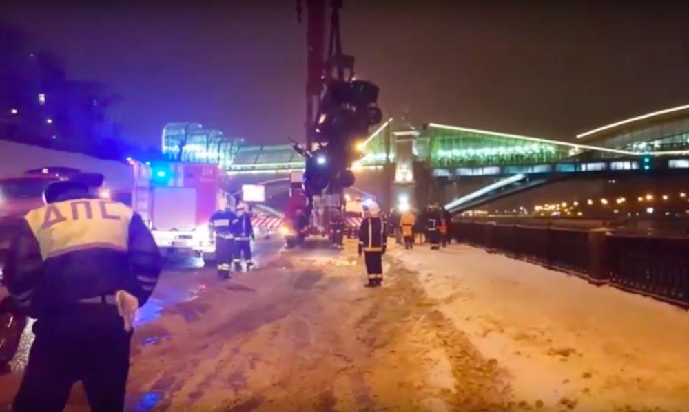 Спасшего из ледяной воды Москвы-реки девушку инспектора ДПС Коняева представят к госнаграде