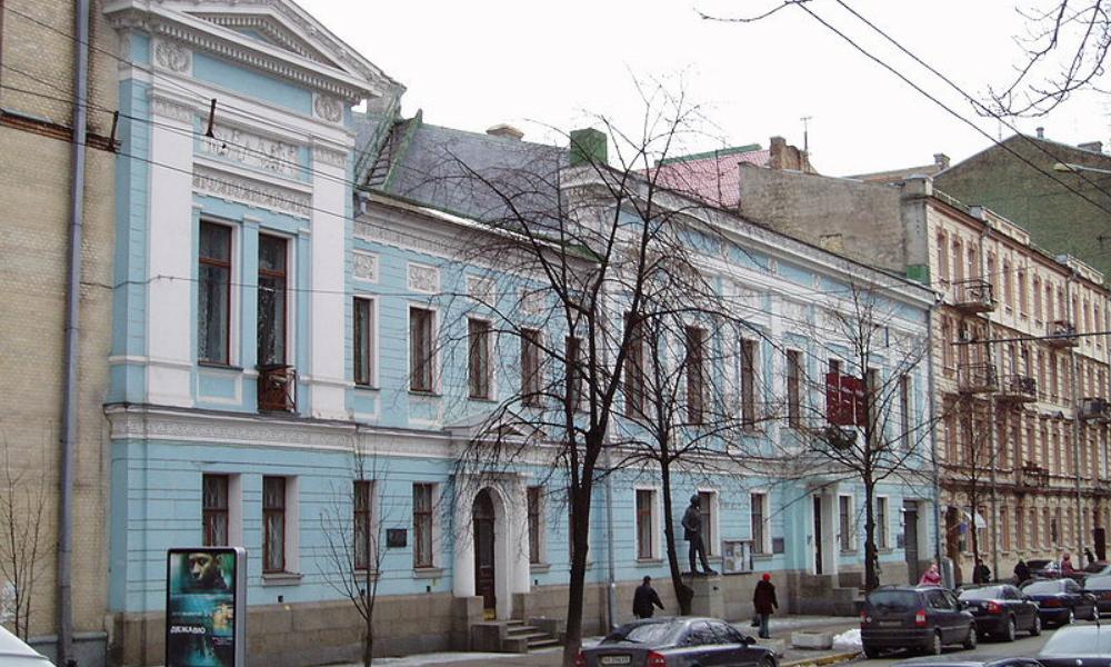 Власти Киева переименовали Национальный музей русского искусства