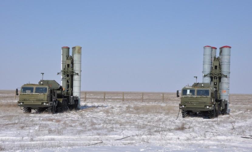 Новая система С-400 заступила в Подольске на дежурство по защите Москвы и центральной части России
