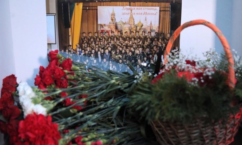 МинобороныРФ попросило извинения уродных жертв крушения Ту-154