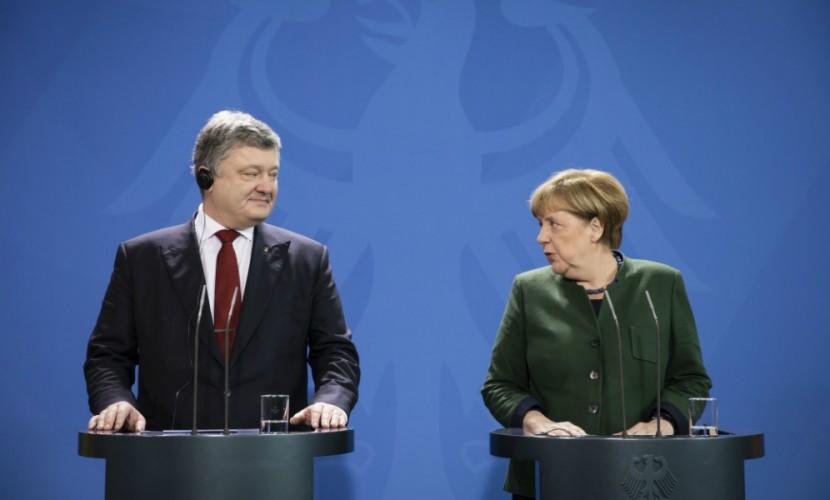 Власти Германии считают Киев виноватым в обострении ситуации на востоке Украины, - Suddeutsche Zeitung