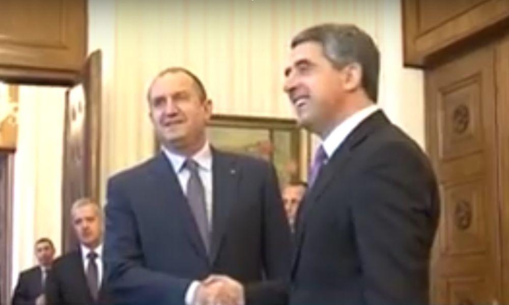 В софийском храме Александра Невского отслужили молебен в честь нового лидера Болгарии