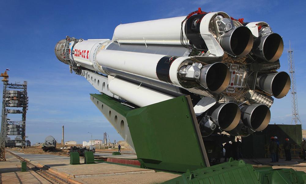 Роскосмос отзывает все двигатели ракет-носителей