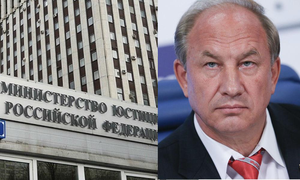 Депутат Госдумы предложил Минюсту поселить у себя лишенных жилья должников
