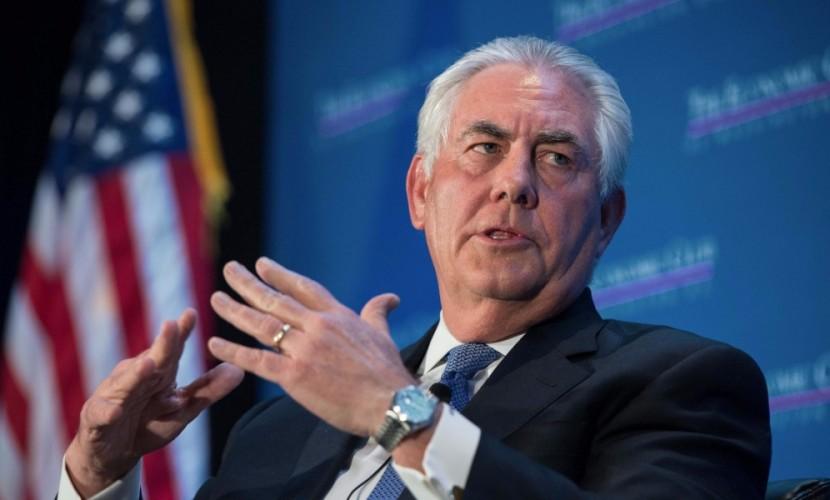 Тиллерсон заявил в Сенате США об угрозе со стороны России и отказался признать ее право на Крым