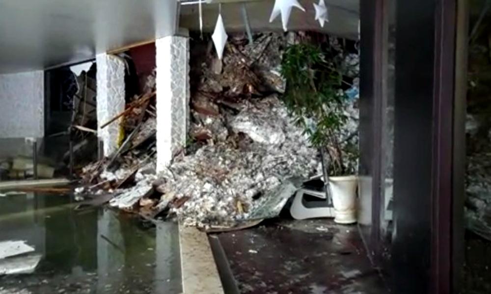 10 человек чудом выжили после двух суток в похороненном лавиной отеле в Италии