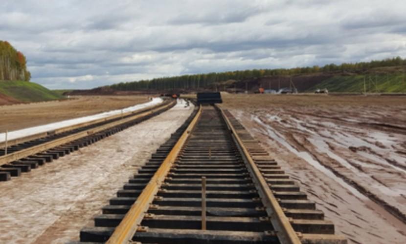 Минобороны бросило новые силы настроительство железной дороги вобход государства Украины